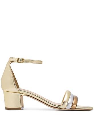 Fabio Rusconi Kora sandals - Dourado