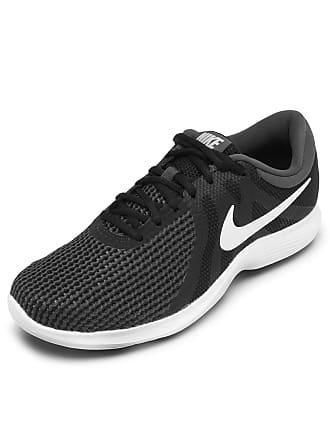 5331f87c27b Nike Tênis Nike Revolution 4 Preto Branco