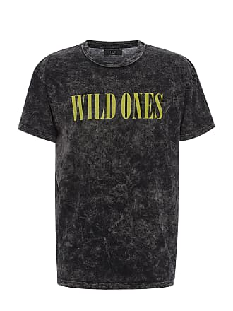 Amiri Wild Ones Printed Cotton-Jersey T-Shirt