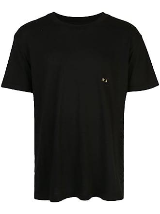 Rta Camiseta com estampa de caveira - Preto