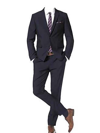 d50ee5577351bc Bruno Banani Anzug mit Krawatte und Einstecktuch (Set