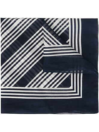 JEJIA striped scarf - Azul