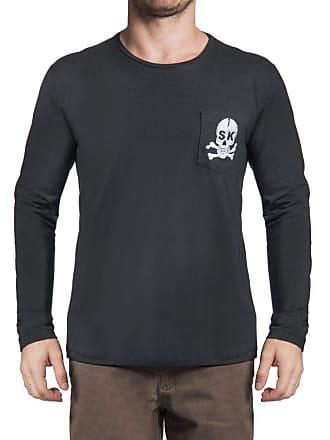 Sergio K. Camiseta Yolo Preto