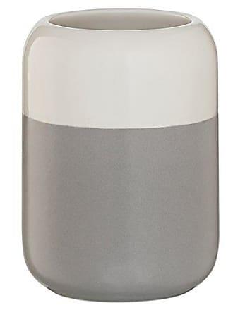 Zahnputzbecher aus nat/ürlichem Porzellan Sand Sealskin Becher Sphere Farbe