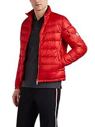 5675da924151 Moncler Mens Down-Quilted Puffer Jacket - Red Size 2