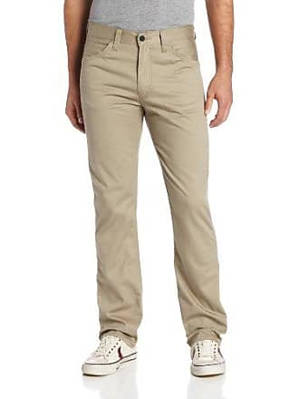 Levi's Mens 513 Slim Straight Fit Line 8 Twill Pant, Sand, 28x30