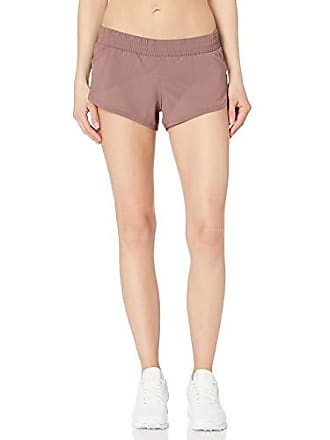 Body Glove Active Womens Terra Loose Fit Activewear Short, Mocha, Small
