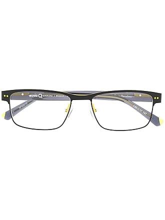 Etnia Barcelona Armação de óculos quadrada - Preto
