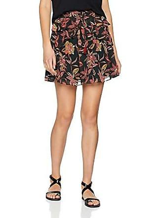 9011293a042 Scotch   Soda Maison Printed Skirt with Ruffles
