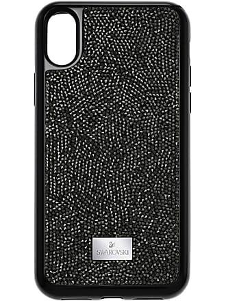 Swarovski Glam Rock Smartphone Case with integrated Bumper, iPhone X/XS, Black