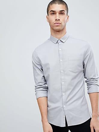 Skjortor Med Cutawaykrage  Köp 25 Märken upp till −56%  3d865dd65448f