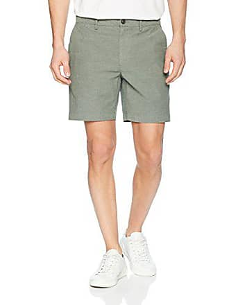 Goodthreads Mens 7 Inseam Lightweight Oxford Short, Olive, 33