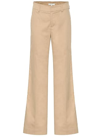 Vince Market linen and cotton twill pants