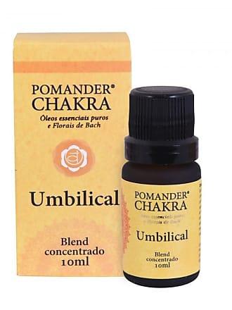 We Fit Store Pomander Chakra Umbilical Blend 10ml - Lifestyle - Branco - Único BR