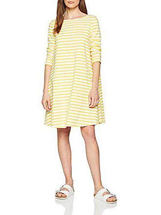 c9a5cfea276 Petit Bateau Robe Robe Femme Blanc (Marshmallow Shine) Large (Taille  Fabricant