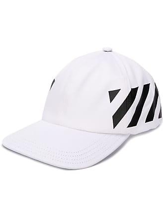 Off-white Blusa com listras diagonais - Branco