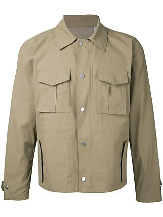Kent & Curwen cargo pocket jacket - Brown