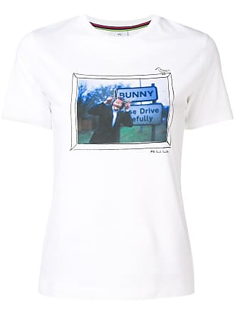 Paul Smith Camiseta com estampa - Branco