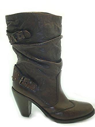 Mjus Pelle Art283207, Damen Ankle Boots, braun - Marrone topo - Größe  58d19257ae