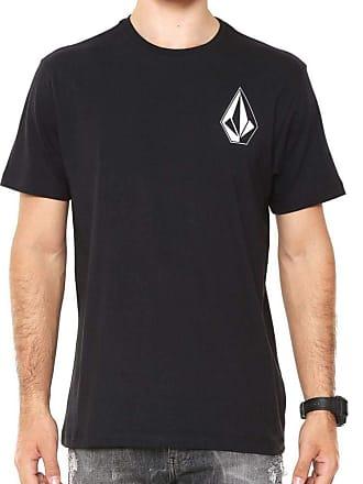 Volcom Camiseta Volcom Deadly Stone Preta