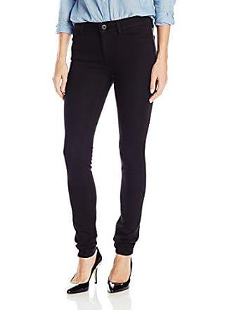 DL1961 Womens Danny Mid Rise Full Length Skinny Jeans, Riker, 27