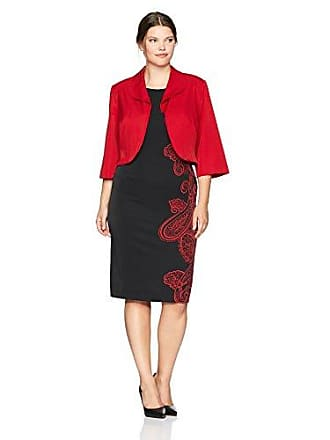 968c2f1e9b4 Maya Brooke Womens Side Border Print Jacket Dress
