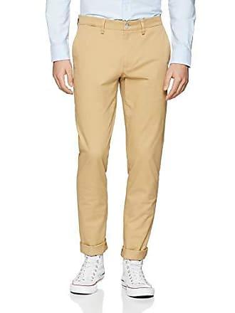 1c3f33c009e Lacoste HH9553 Pantalon Homme Beige (Viennois 02s) W32 (Taille Fabricant 42
