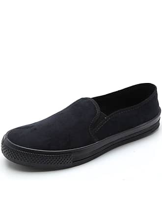 Ride Skateboard Slip On Ride Skateboard Liso Preto