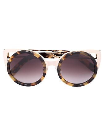 85dc1270b45 Linda Farrow® Round Sunglasses − Sale  up to −55%
