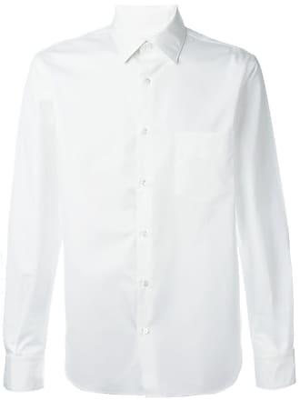 Aspesi Camisa com bolso - Branco