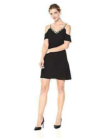 d996c7aaaf2109 Cooper   Ella Womens Knot Neckline Detail Cold Shoulder Lotte Dress