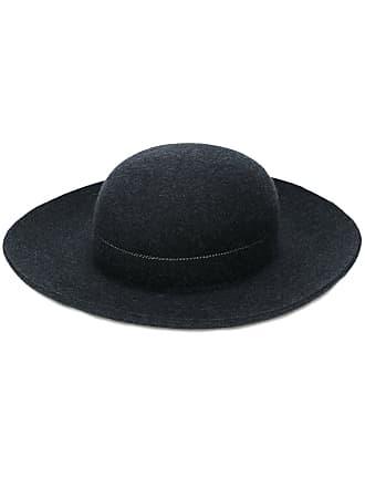 Comme Des Garçons round felt hat - Black 4bd992bcce01