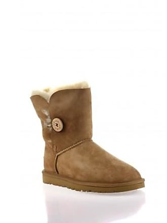 504581b4c UGG BOTAS UGG 1016226 BAILEY BUTTON II CHESTNUT