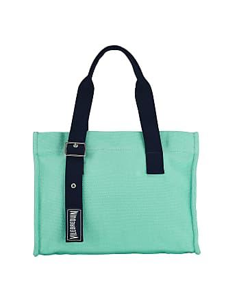 23df96c93 Vilebrequin Accessories - Small Cotton Beach Bag Solid - BEACH BAG - BAGMU  - Green -