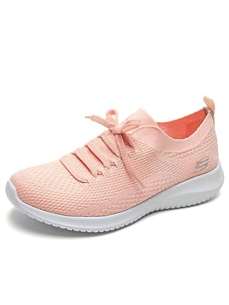Skechers Tênis Skechers Ultra Flex-Statements Rosa