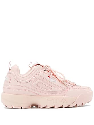 Fila chunky sole sneakers - Pink