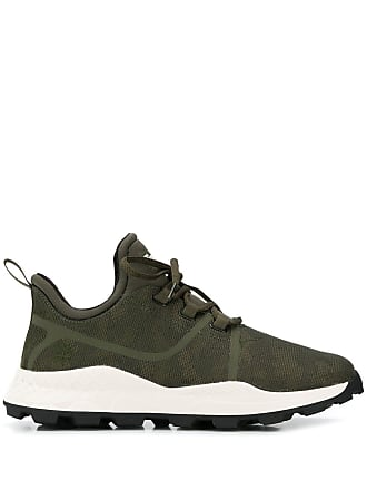 Timberland lace-up sneakers - Green