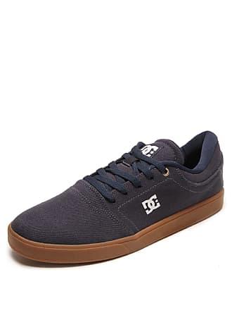 DC Tênis DC Shoes Crisis Tx La Azul-Marinho beaaef6864191