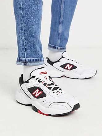 New Balance 452 - Sneaker in Weiß und Schwarz