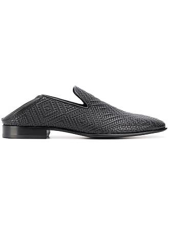 Jimmy Choo London Thame loafers - Preto