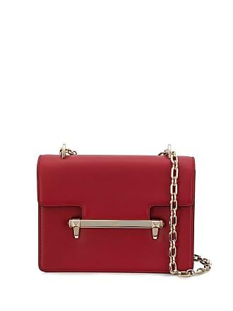 d53d2cd2f8f Valentino Valentino Garavani Rockstud shoulder bag - Red