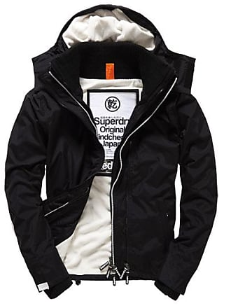 df45e8a1b2e6 Superdry Pop Zip Hooded Arctic Windcheater-Jacke