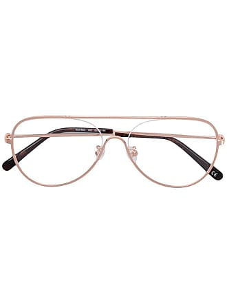 Stella McCartney aviator glasses - Metallic