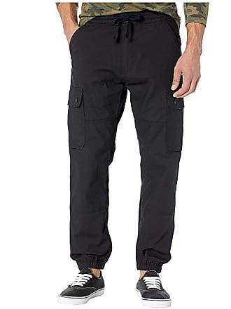 Levi's Aviator Cargo Jogger (Caviar/Ripstop) Mens Casual Pants