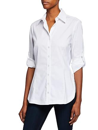 d1ba511bda5918 Finley Joey Button-Down Long-Sleeve Roll-Tab Shirt