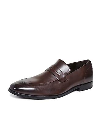 8ceb3b18f38 HUGO BOSS Boss Hugo Boss Highline Slip On Loafers - Dark Brown