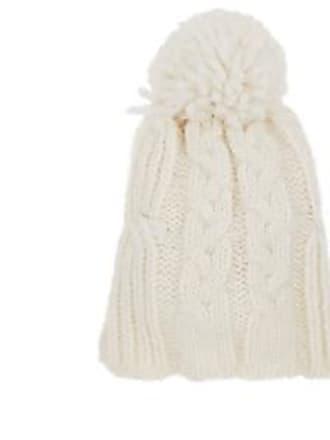 4f938ec9772 Barneys New York Mens Chunky Cable-Knit Alpaca-Blend Beanie - Cream