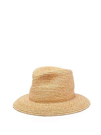 c6239122aedb0 Albertus Swanepoel Lucca Braided Raffia Panama Hat - Mens - Beige