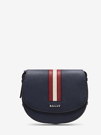 Bally Supra Crossbody Blue 1
