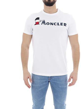 aac1555b599b21 Moncler MAGLIA BIANCO 80418508390T